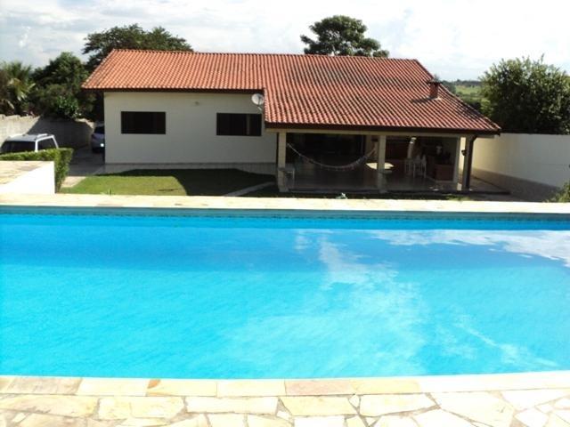 chácara com 3 dormitórios à venda, 2000 m² por r$ 980.000,00 - condomínio chácaras florida - itu/sp - ch0041