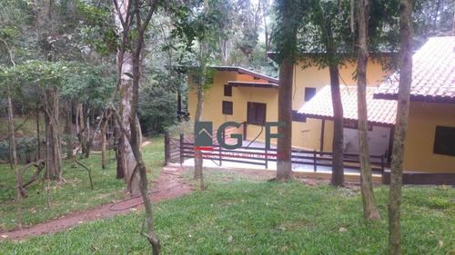 chácara com 3 dormitórios à venda, 23400 m² por r$ 1.900.000 - sousas - campinas/sp - ch0151