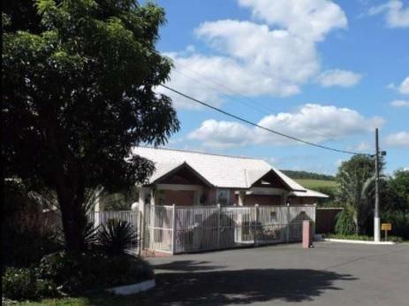 chácara com 3 dormitórios à venda, 2500 m² por r$ 750.000 - chácara residencial paraíso marriot - itu/sp - ch0087