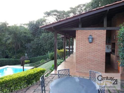 chácara com 3 dormitórios à venda, 2700 m² por r$ 750.000 - condomínio chácaras florida - itu/sp - ch0122