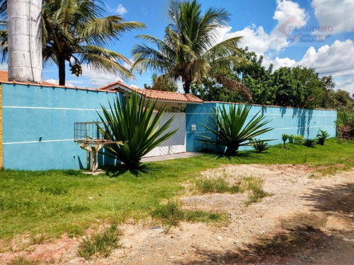 chácara com 3 dormitórios à venda, 300000 m² por r$ 980.000 - jardim eldorado - santa isabel/sp - ch0009