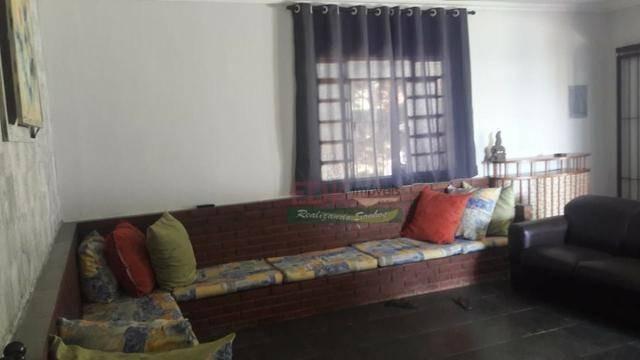 chácara com 3 dormitórios à venda, 3080 m² por r$ 505.000,00 - parque agrinco - guararema/sp - ch0178