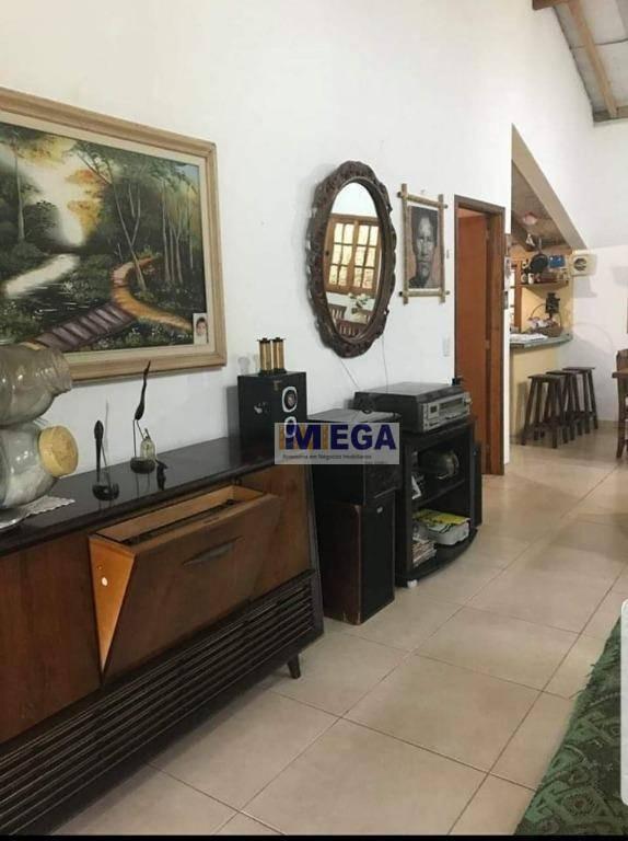 chácara com 3 dormitórios à venda, 34000 m² por r$ 490.000,00 - parque boa esperança - itapevi/sp - ch0044