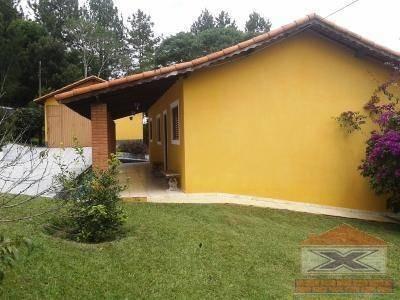 chácara com 3 dormitórios à venda, 3600 m² por r$ 800.000 - do recreio ii - ibiúna/sp - ch0232