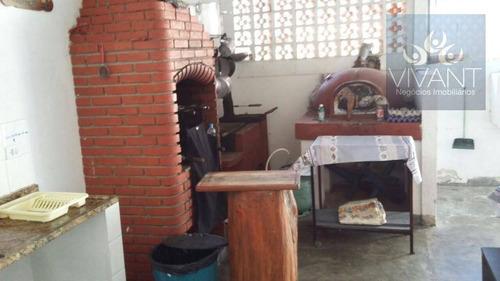 chácara com 3 dormitórios à venda, 4000 m² por r$ 350.000 - quinta divisão - suzano/sp - ch0007