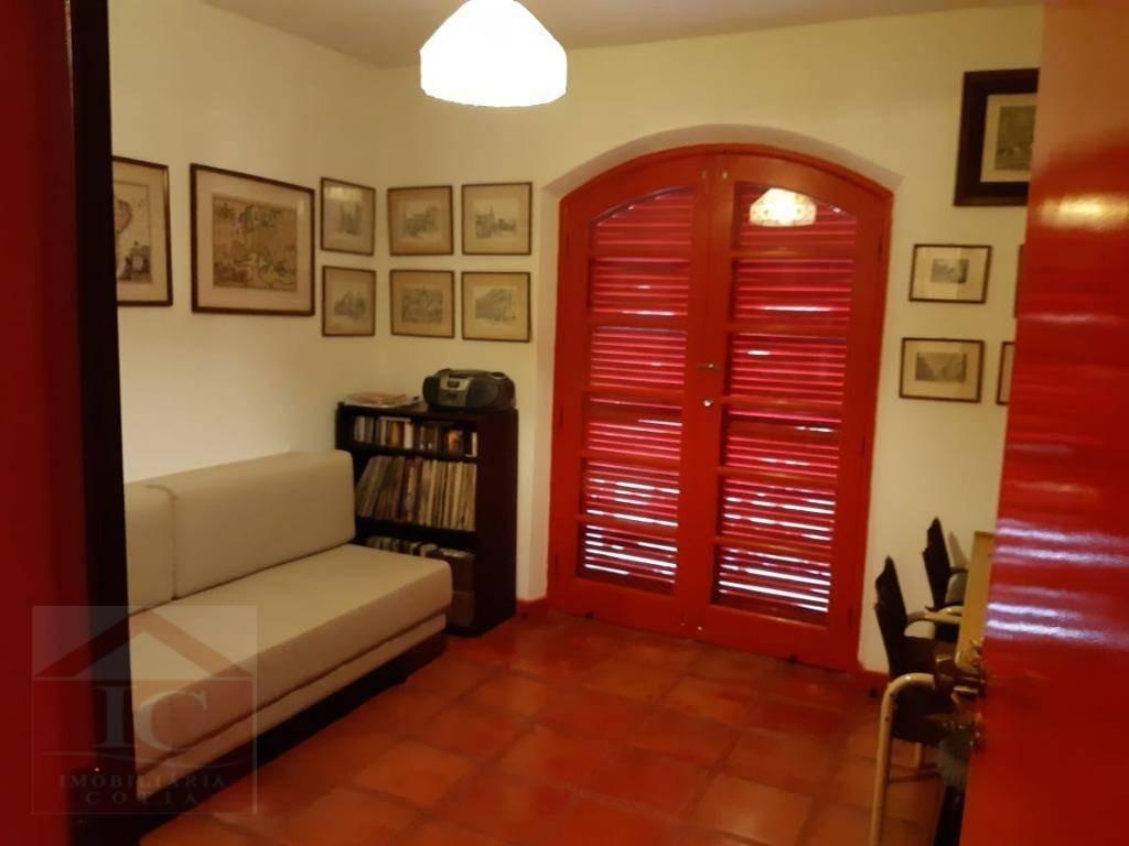 chácara com 3 dormitórios à venda, 4200 m² por r$ 480.000,00 - chácara recanto verde - cotia/sp - ch0055