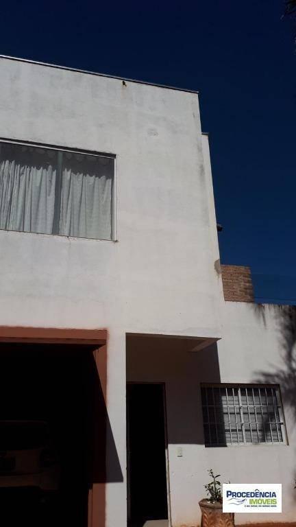 chácara com 3 dormitórios à venda, 500 m² por r$ 350.000 - condomínio são joão ii (zona rural) - são josé do rio preto/sp - ch0066