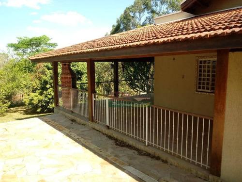 chácara com 3 dormitórios à venda, 5000 m² por r$ 500.000,00 - pinheirinho - taubaté/sp - ch0006