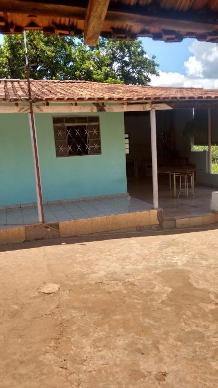 chácara com 3 dormitórios à venda, 5000 m² por r$ 550.000,00 - engenheiro schmidt - são josé do rio preto/sp - ch0097