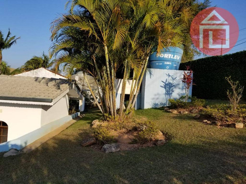 chácara com 3 dormitórios à venda, 6000 m² por r$ 650.000 - pinhalzinho - ch0162