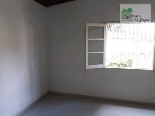 chácara com 3 dormitórios à venda, 6760 m² por r$ 900.000 - parque centenário - jundiaí/sp - ch0117