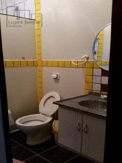 chácara com 3 dormitórios à venda, 993 m² por r$ 420.000,00 - centro - piedade/sp - ch0018