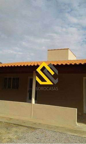 chácara com 3 dormitórios à venda e locação, 2000 m² por r$ 350.000 - jardim ana maria - sorocaba/sp - ch0003