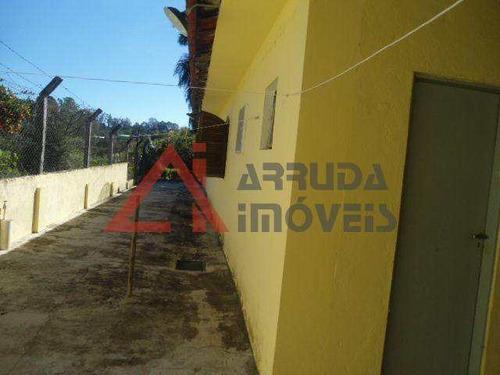 chácara com 3 dorms, condomínio chacaras monte verde, itu - r$ 550 mil, cod: 40806 - v40806