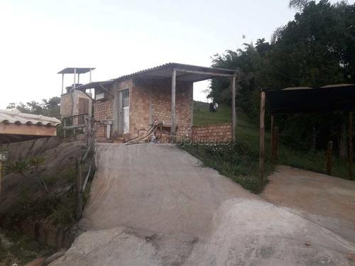 chácara com 3 dorms, ribeirão grande, pindamonhangaba - r$ 850 mil, cod: 60134 - v60134