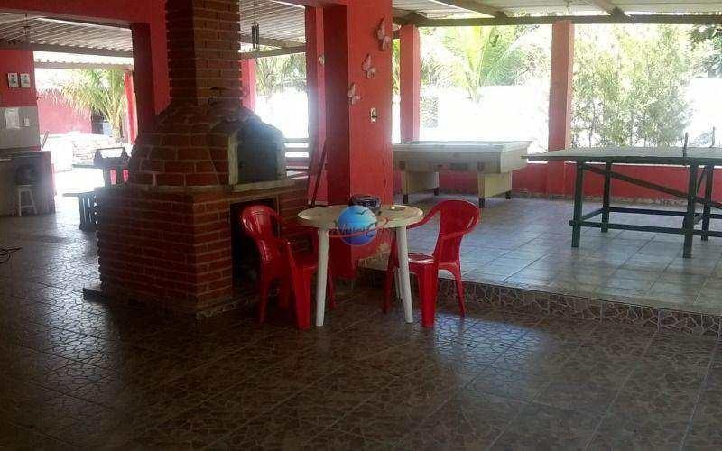 chácara com 3 dorms, rural, itanhaém - r$ 400 mil, cod: 3787 - v3787