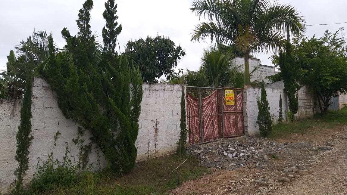 chácara com 3 dorms, veraneio irajá, jacareí - r$ 350 mil, cod: 8591 - v8591