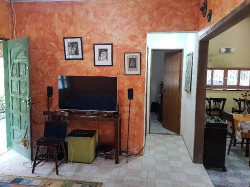 chácara com 3 quartos e escritura, itanhaém - ref 4728-p