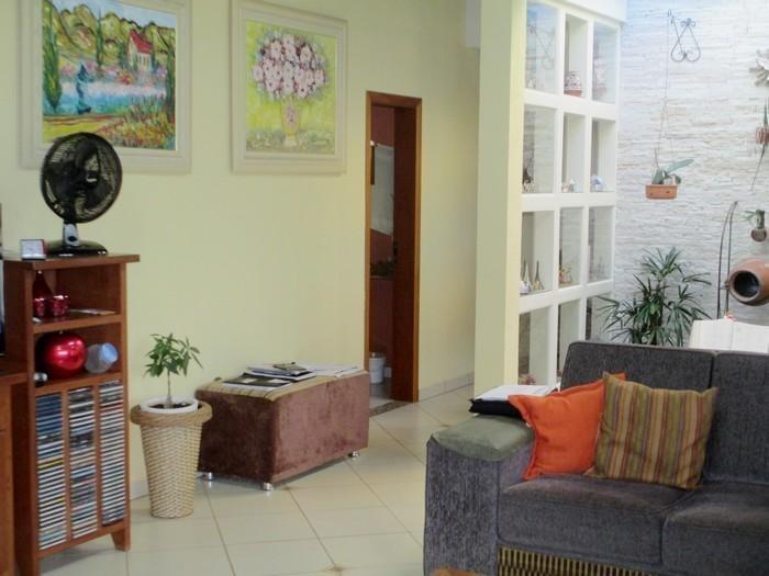 chácara com 3 suítes à venda, 1068 m² em condomínio fechado - atibaia sp - ch1198