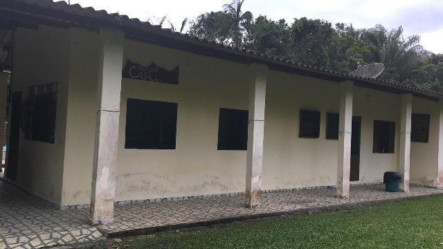 chácara com 4 dormitórios e piscina em itanhaém/sp
