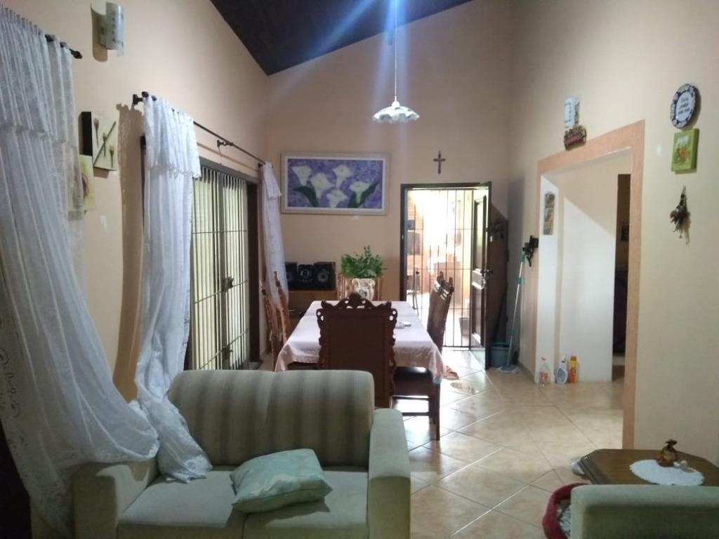chácara com 4 dormitórios para alugar, 2000 m² por r$ 2.500,00/mês - parque novaro itanhaém - itanhaém/sp - ch0014
