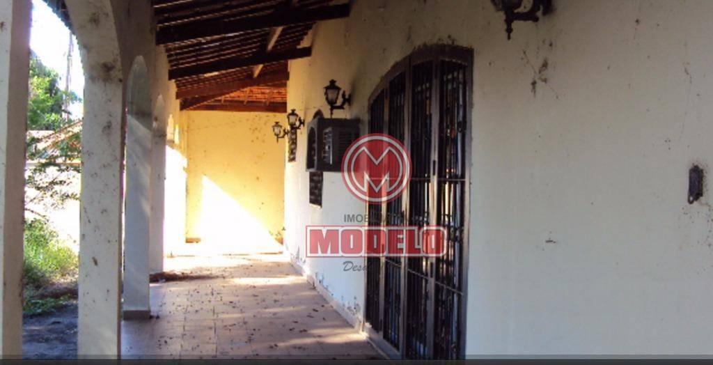 chácara com 4 dormitórios para alugar, 5209 m² por r$ 20.000,00/mês - artemis - piracicaba/sp - ch0088