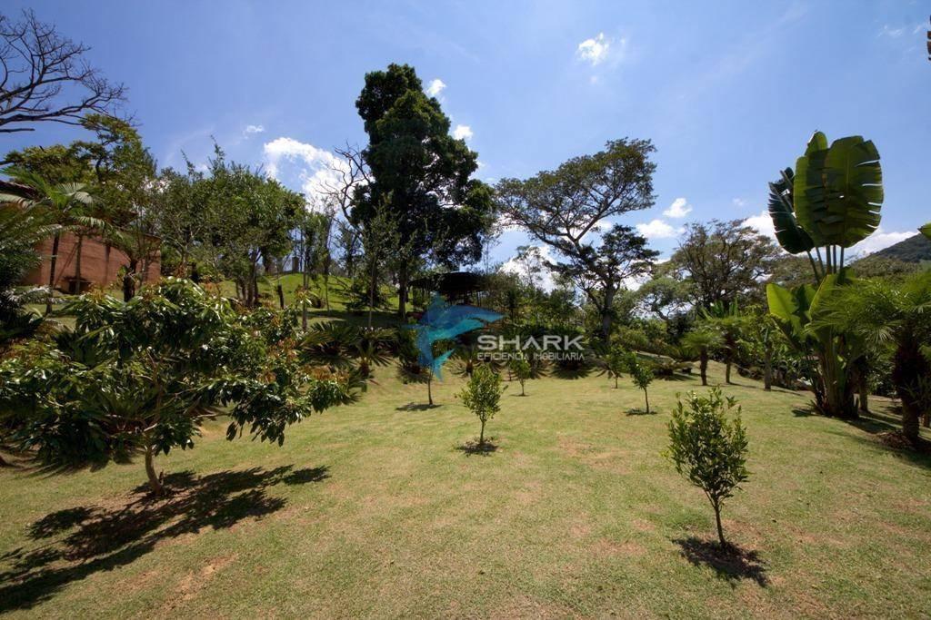 chácara com 4 dormitórios para alugar, 6500 m² por r$ 800/dia - alto da serra (mailasqui) - são roque/sp - ch0002
