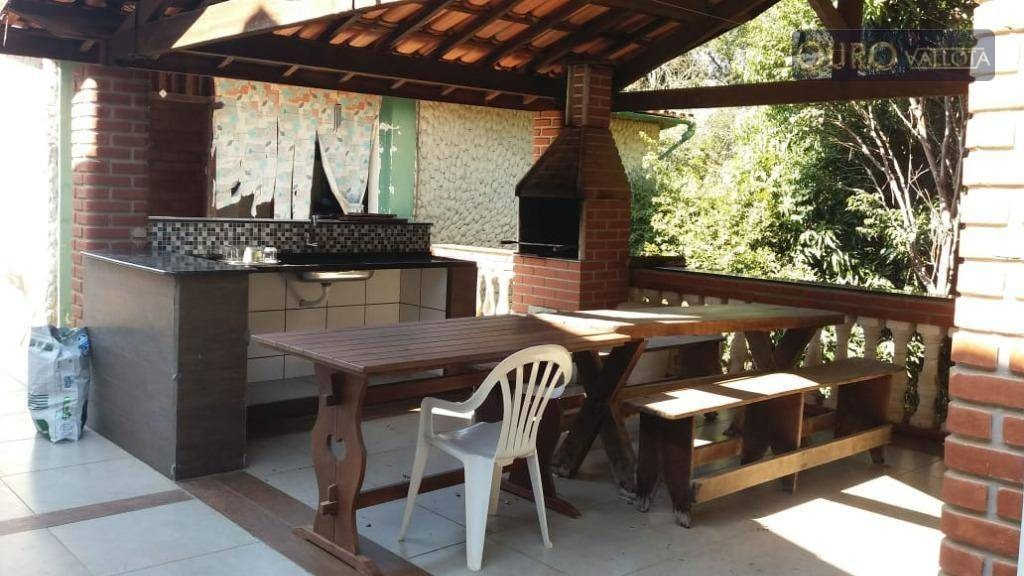 chácara com 4 dormitórios à venda, 1000 m² por r$ 405.000 - porto feliz. ch 190701 p - ch0013