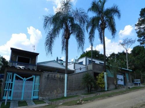 chácara com 4 dormitórios à venda, 1012 m² por r$ 350.000,00 - colinas ii - araçoiaba da serra/sp - ch0014 - 34356519