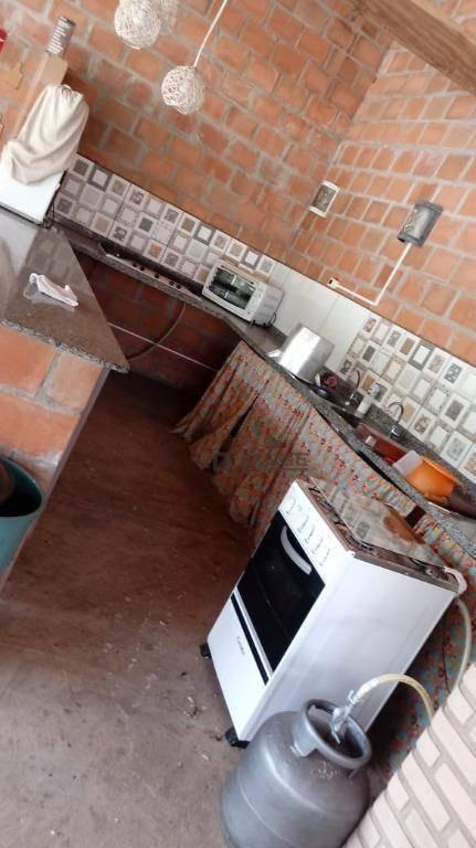 chácara com 4 dormitórios à venda, 1080 m² por r$ 650.000,00 - morada do sol - cosmópolis/sp - ch0407