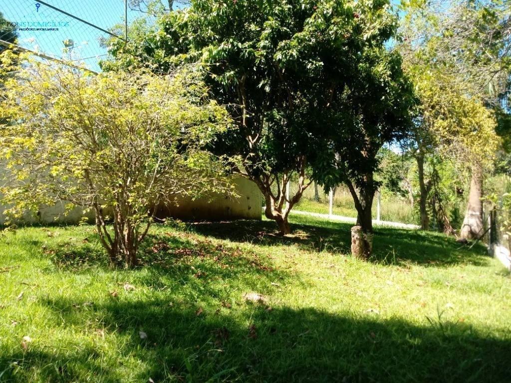 chácara com 4 dormitórios à venda, 2000 m² por r$ 520.000,00 - portal das águas - ibiúna/sp - ch0018