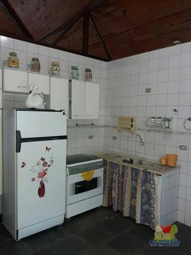 chácara com 4 dormitórios à venda, 2000 m² por r$ 760.000,00 - zona de adensamento restrito (zar) - jacareí/sp - ch0008