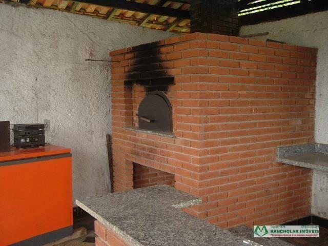 chácara com 4 dormitórios à venda, 2400 m² por r$ 699.000,00 - recanto verde - itapevi/sp - ch0089