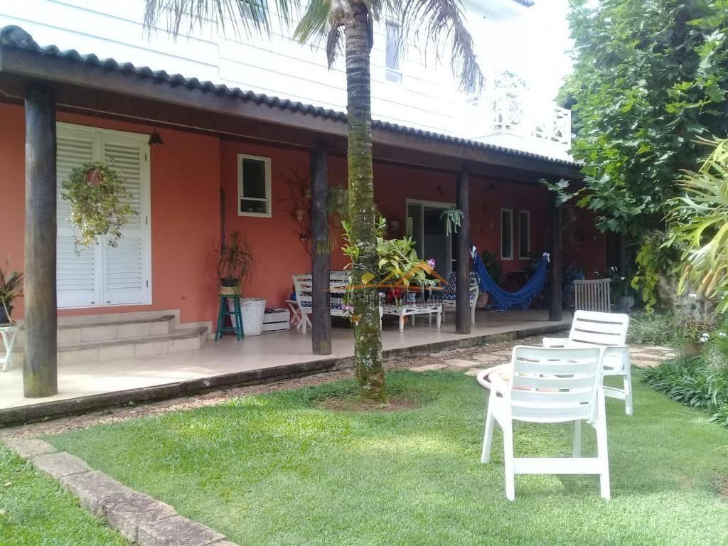 chácara com 4 dormitórios à venda, 2500 m² - chácara residencial paraíso marriot - itu/sp - ch0098