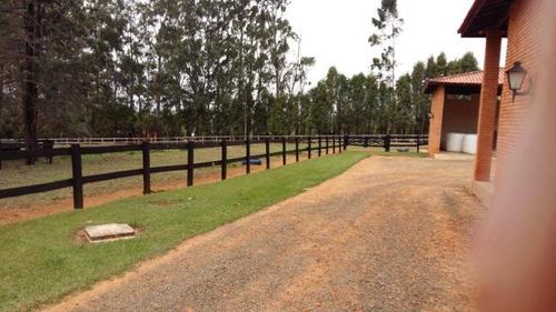 chácara com 4 dormitórios à venda, 320 m² por r$ 300.000 - zona rural - porto feliz/sp - ch0004