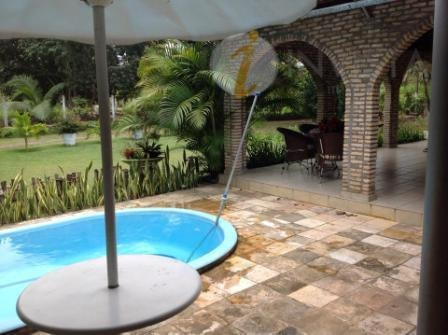 chácara com 4 dormitórios à venda, 32000 m² por r$ 2.000.000 - sesi - bayeux/pb - ch0001