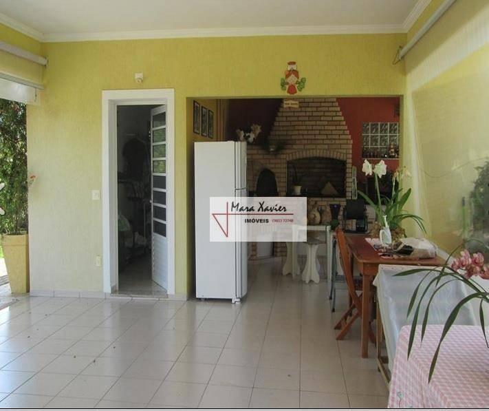 chácara com 4 dormitórios à venda, 4450 m² por r$ 1.950.000,00 - condomínio santa fé - vinhedo/sp - ch0139