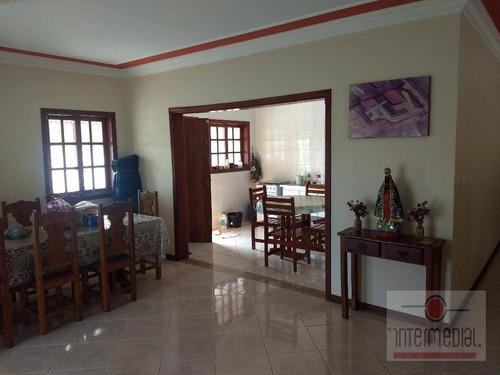 chácara com 4 dormitórios à venda, 5000 m² por r$ 1.300.000 - vale do sol - boituva/sp - ch0570