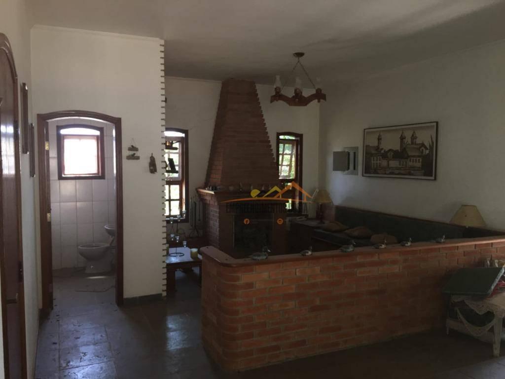 chácara com 4 dormitórios à venda, 5000 m² por r$ 650.000 - pinheirinho - itu/sp - ch0124