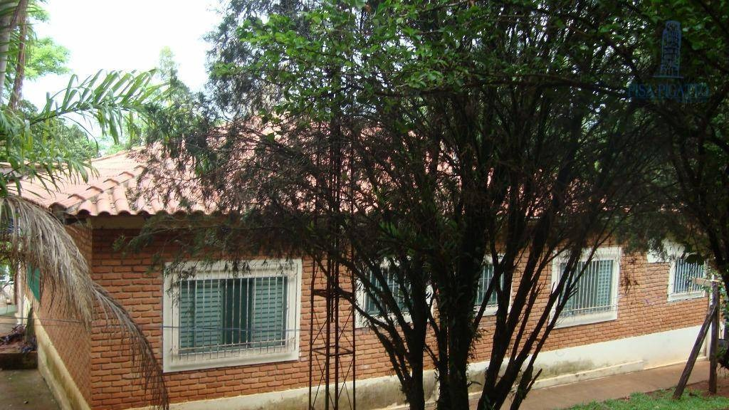 chácara com 4 dormitórios à venda, 7705 m² por r$ 1.500.000,00 - são domingos - paulínia/sp - ch0079