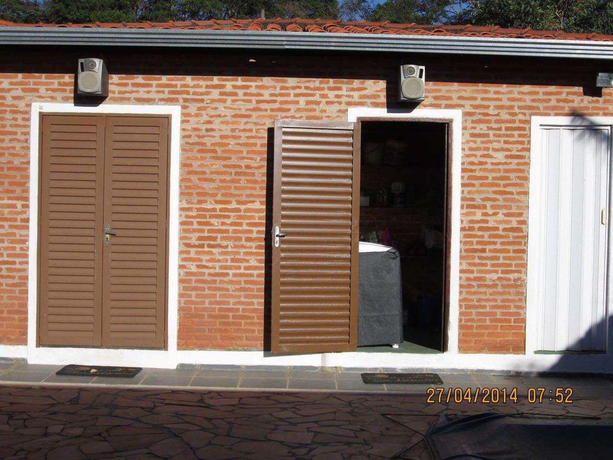 chácara com 4 dorms, inhayba, sorocaba - r$ 490.000,00, 340m² - codigo: ch7646 - vch7646