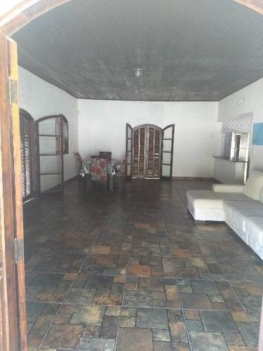 chácara com 4 quartos e piscina, itanhaém - ref 4256-p