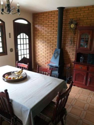chácara com 5 dormitórios - recanto verde - vargem grande paulista/sp - ch0309