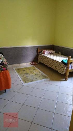 chácara com 5 dormitórios à venda, 1500 m² por r$ 470.000,00 - bela vista - itariri/sp - ch0043