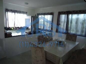 chácara com 5 dormitórios à venda, 1500 m² por r$ 850.000 - chácaras são luís - santana de parnaíba/sp - ch0029