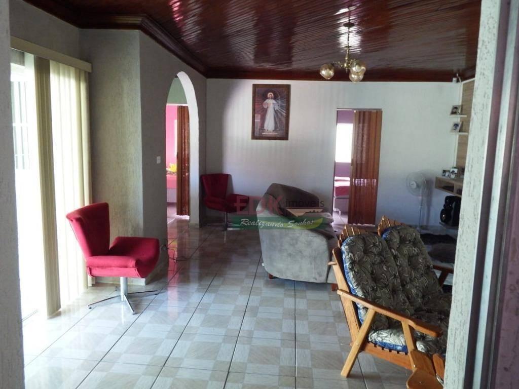 chácara com 5 dormitórios à venda, 1600 m² por r$ 750.000 - bom sucesso - pindamonhangaba/sp - ch0083