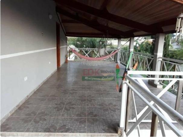chácara com 5 dormitórios à venda, 2000 m² por r$ 1.500.000,00 - granjas rurais reunidas são judas tadeu - taubaté/sp - ch0101