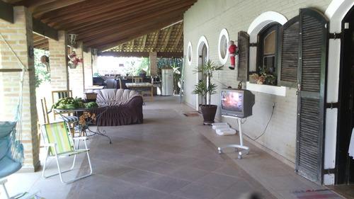 chácara com 5 dormitórios à venda, 3500 m² por r$ 1.900.000 - morros - sorocaba/sp - ch0386
