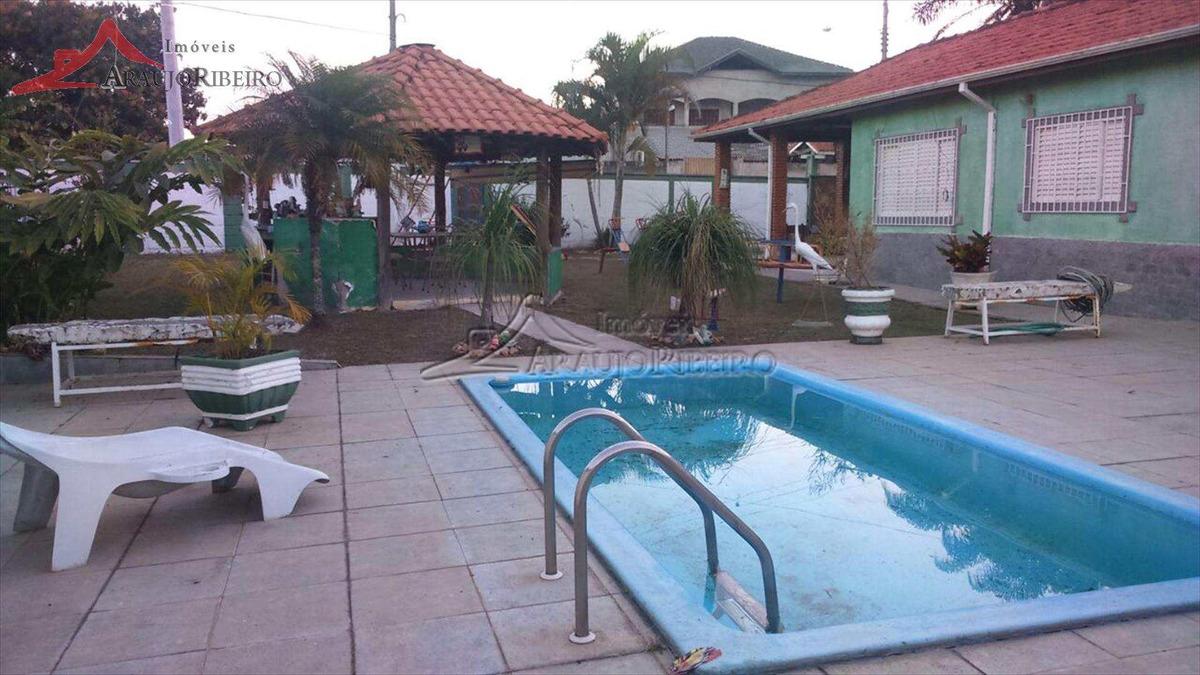 chácara com 5 dorms, parque vera cruz, tremembé - r$ 800 mil, cod: 8023 - v8023