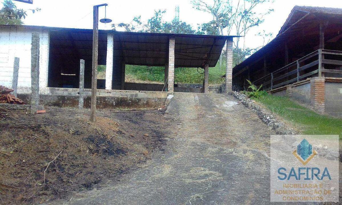 chácara com 5 dorms, taiaçupeba, mogi das cruzes - r$ 400.000,00, 5.000m² - codigo: 713 - a713